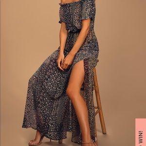 Lulus SM dress NWOT